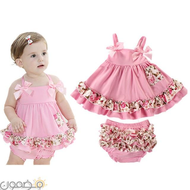 ملابس بنات صغار للصيف 11 ملابس بنات صغار للصيف