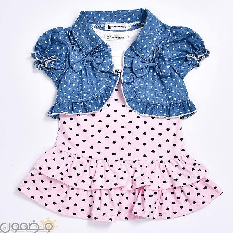 ملابس بنات صغار للصيف 2 ملابس بنات صغار للصيف