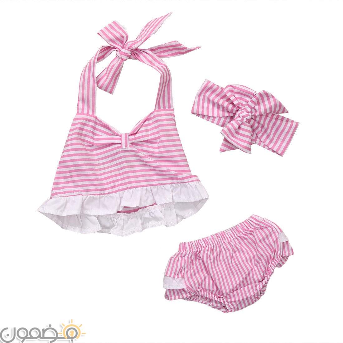 ملابس بنات صغار للصيف 8 ملابس بنات صغار للصيف