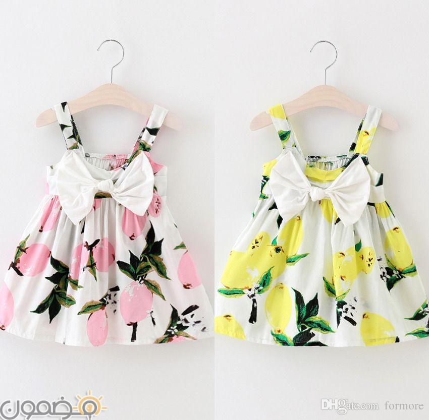 ملابس بنات صغار للصيف 9 ملابس بنات صغار للصيف