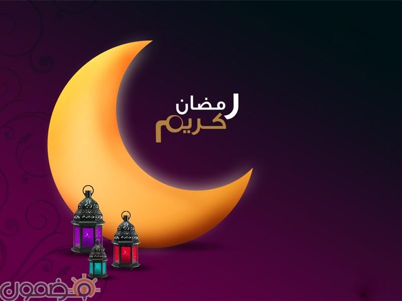 منشورات رمضان كريم 3 صور منشورات رمضان كريم للفيس بوك