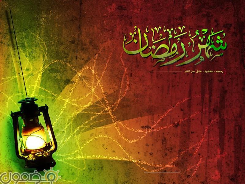 منشورات رمضان كريم 6 صور منشورات رمضان كريم للفيس بوك