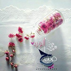 صباح الورد حلوة 300x300 صور صباح الخير أسعد الله صباحكم بكل خير