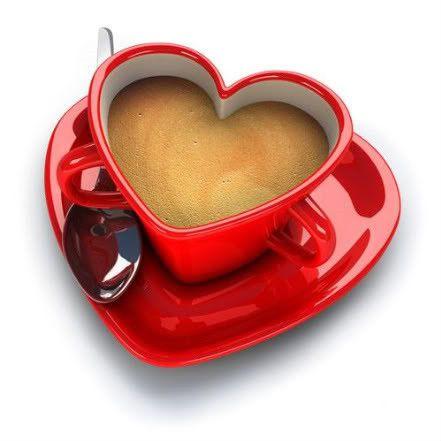 قلب فنجان صور قلوب رومانسية للفيسبوك و للتصميم غاية الروعة