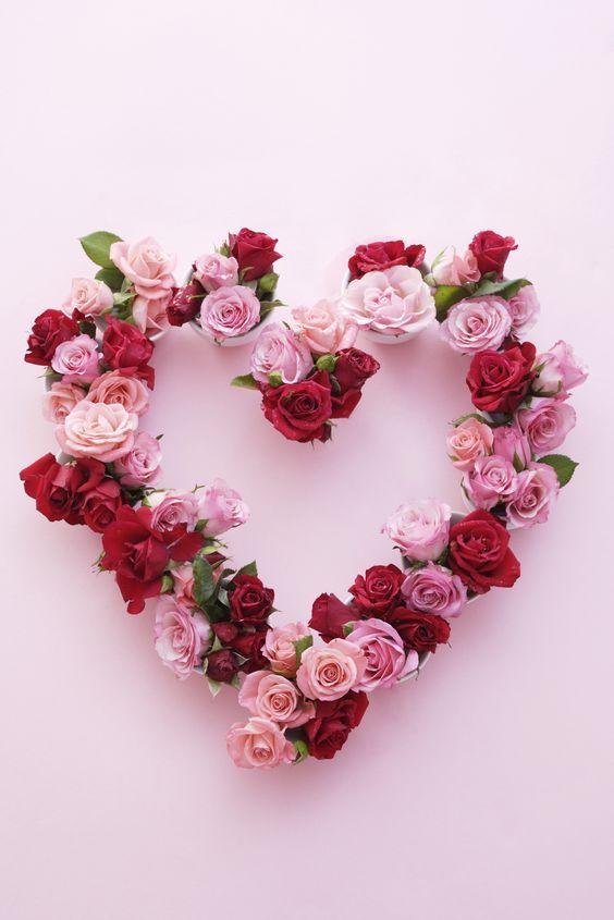 قلب ورد بلدي صور قلوب رومانسية للفيسبوك و للتصميم غاية الروعة