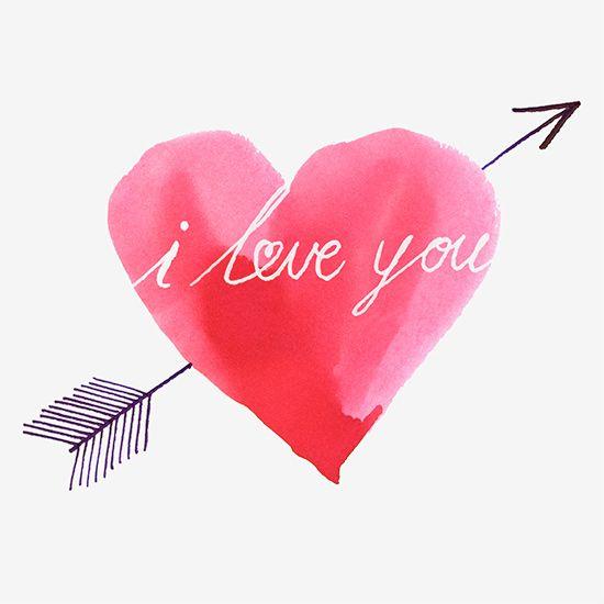 قلب وسهم صور قلوب رومانسية للفيسبوك و للتصميم غاية الروعة