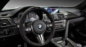 BMW-dashboard