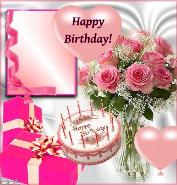 happy birthday card بطاقات تهنئة اعياد ميلاد صور Happy birthday