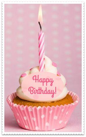 happy birthday cubcake بطاقات تهنئة اعياد ميلاد صور Happy birthday
