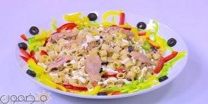 recipe large 2 300x150 تجهيز سلطة المكرونة مع التونة